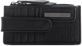 Kenneth Cole Reaction Wallet, Snap Tab Credit Card Case