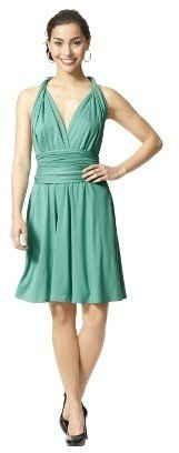 Mossimo Womens Multi Wrap Short Dress - Assorted Colors