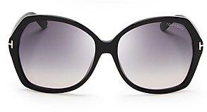 Tom Ford Women's Carola Oversized Sunglasses, 60mm