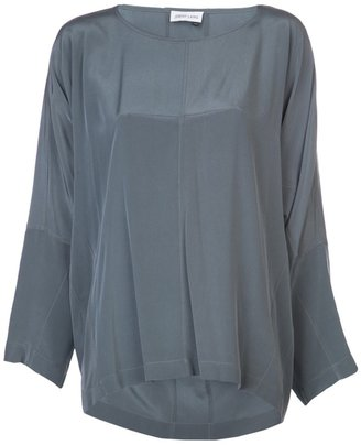 Jeremy Laing tonal panel blouse