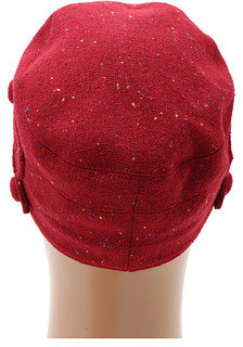 San Diego Hat Company ECO1088 Up-Cycled Tab Speckled Cadet