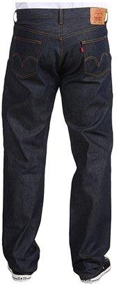 Levi's(r) Big & Tall Big Tall 501(r) Original Shrink-to-Fit Jeans (Rigid Shrink to Fit) Men's Jeans