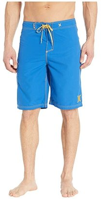 Hurley One Only Boardshort 22 (Black/Wolf Grey) Men's Swimwear