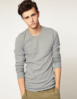 American Apparel Long Sleeve Top