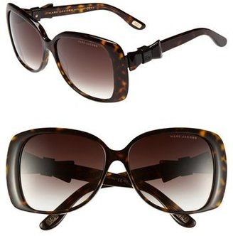 Marc Jacobs 58mm Sunglasses Black One Size