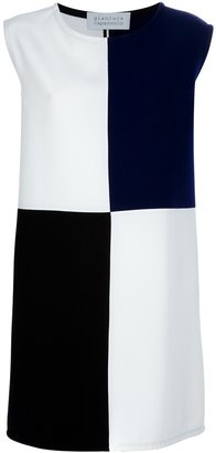 Gianluca Capannolo Panelled dress