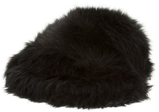 Junya Watanabe fluffy hat