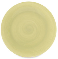 "Bed Bath & Beyond Taffy Green 8 3/4"" Salad/Dessert Plate"
