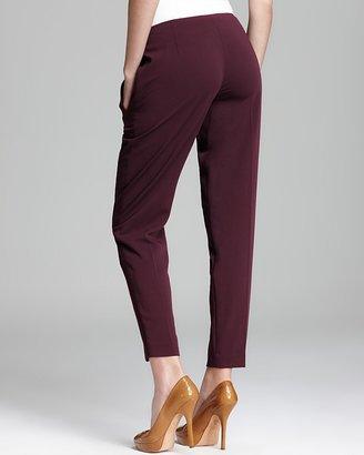 Theory Suit Pants - Timba Madera Slim