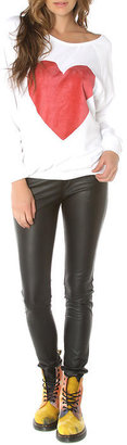 Tripp NYC The Deville Pleather Pant