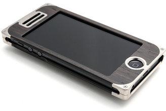 EXOvault EXO16 iPhone 5 Nickel Ebony