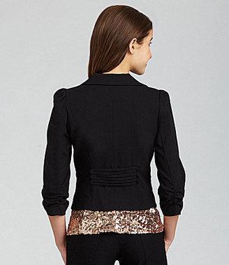 XOXO Berlin Cropped Blazer