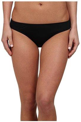 Carve Designs St. Barth Bikini Bottom (Navy) Women's Swimwear