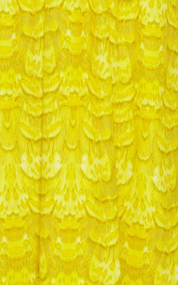 Tibi Corset-Back Maxi Dress