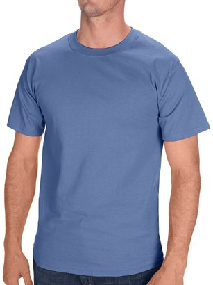 Hanes Tagless Cotton T-Shirt - Short Sleeve (For Men and Women)
