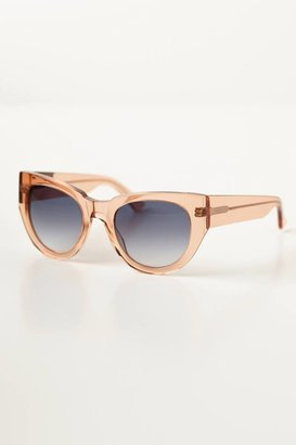 Anthropologie Connie Thick Cateyes