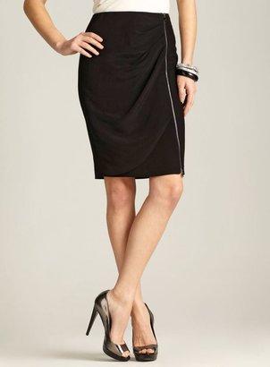Magaschoni Silk blend skirt