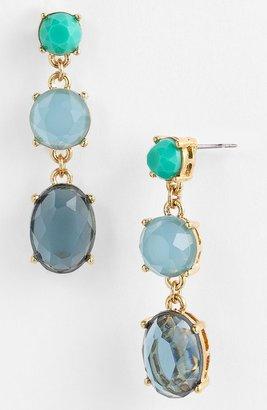 Anne Klein Triple Drop Earrings