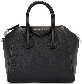 Givenchy Mini Sugar Antigona in Black | FWRD