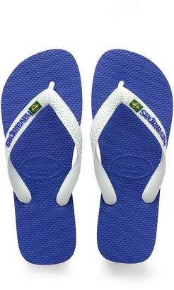 Havaianas Brazil Logo Flip Flop
