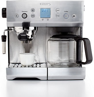 Krups XP2280 Coffee Maker and Espresso Machine