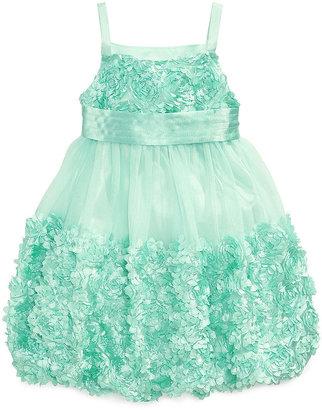 Bonnie Jean Little Girls' Bonaz Bubble Dress