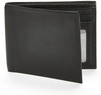 Bosca 'Executive ID' Nappa Leather Wallet