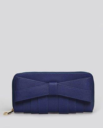 Zac Posen Wallet - Shirley Saffiano Leather