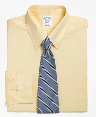 Brooks Brothers Regent Fit Button-Down Collar Dress Shirt