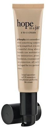 Philosophy 'Hope In A Jar - A To Z' Cream $39 thestylecure.com