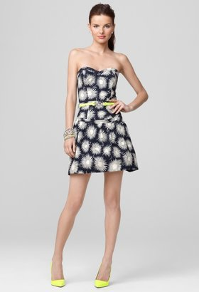 Milly Claudia Strapless Dress