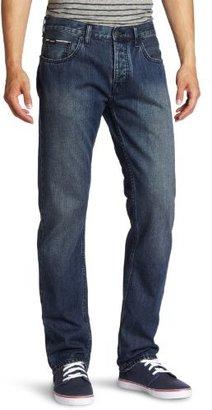 RVCA Men's Super 5 Slim Denim Pant