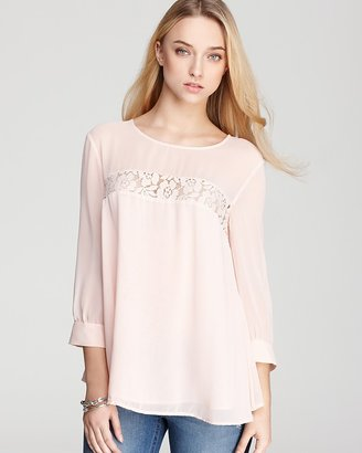 French Connection Top - Spring Lace