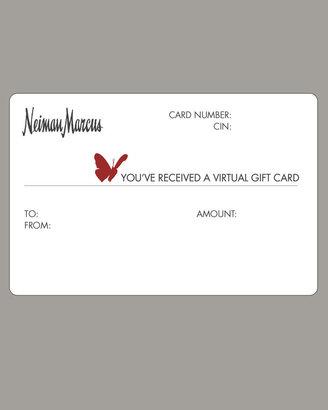 NM Virtual Gift Card, $1,000