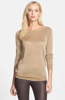 MICHAEL Michael Kors Drape Back Sweater