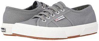 Superga 2750 COTU Classic Sneaker (White) Lace up casual Shoes