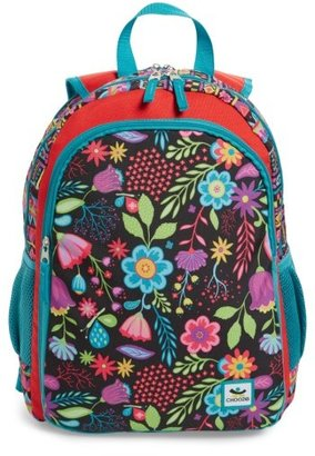 Girl's Chooze Reversible Backpack - Blue $39.99 thestylecure.com
