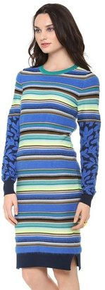 Matthew Williamson Oversized Sweater Dress
