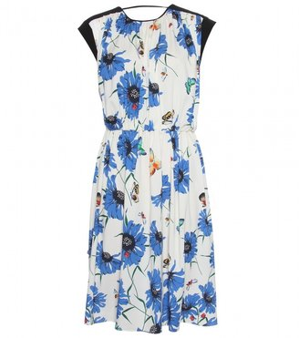Vionnet FLORAL PRINT SILK DRESS