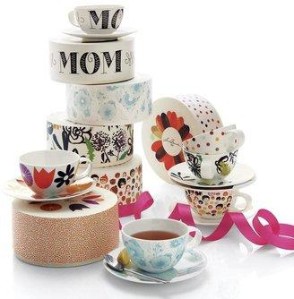 Crate & Barrel Jude Landry Designer Tea Cup