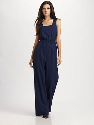 Yigal Azrouel Wool Jumpsuit