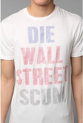 Urban Outfitters Die Wall Street Scum Tee