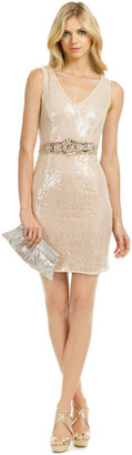 Badgley Mischka Sparkle in the Sky Dress
