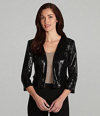 I.N. Studio Sequin Jacket