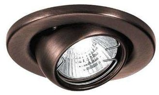 W.A.C. Lighting Low Voltage Miniature Recessed - HR-1135 - Eyeball