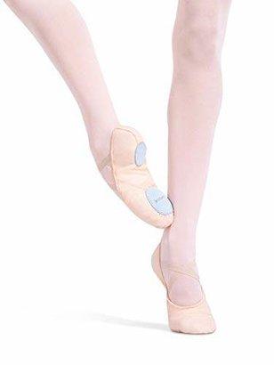 Capezio Toddler/Little Kid Canvas Juliet 2028C Ballet Shoe