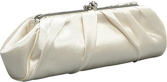 J. Furmani Pleated Evening Bag
