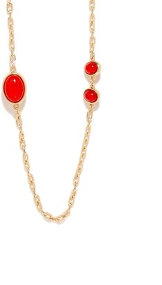 The Limited Jeweled Chain Necklace
