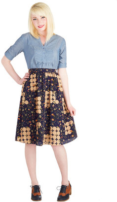 Square Roots Skirt