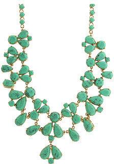 Kate Spade Fiorella Bib Necklace